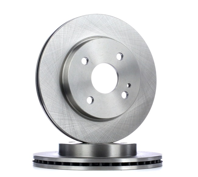 Brake discs and rotors STARK 12743916 Front Axle, Vented