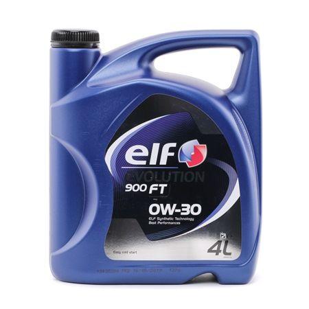 Olio auto 0W-30, Contenuto: 4l, Olio sintetico EAN: 3267025010743
