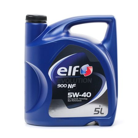Buy cheap Engine oil from ELF Evolution, 900 NF, 5W-40, 5l online - EAN: 3267025010828