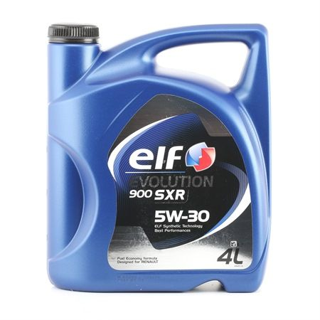 Buy cheap Engine oil from ELF Evolution, 900 SXR, 5W-30, 4l online - EAN: 3267025016172
