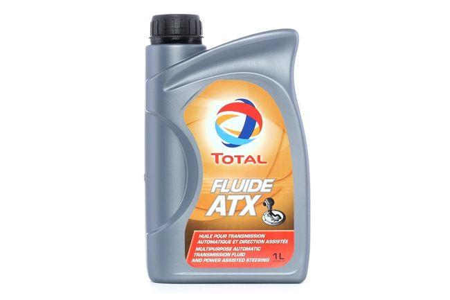 TOTAL FLUIDE ATX Power Steering Oil Capacity: 1l