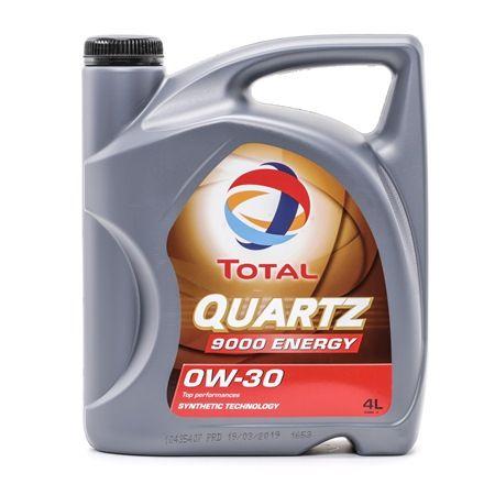 MB 229.5 0W-30, Contenuto: 4l, Olio sintetico
