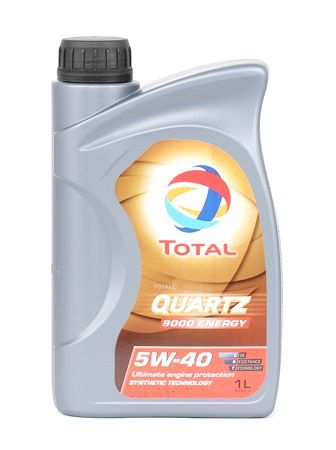 VW CC Engine Oil: TOTAL 2198276