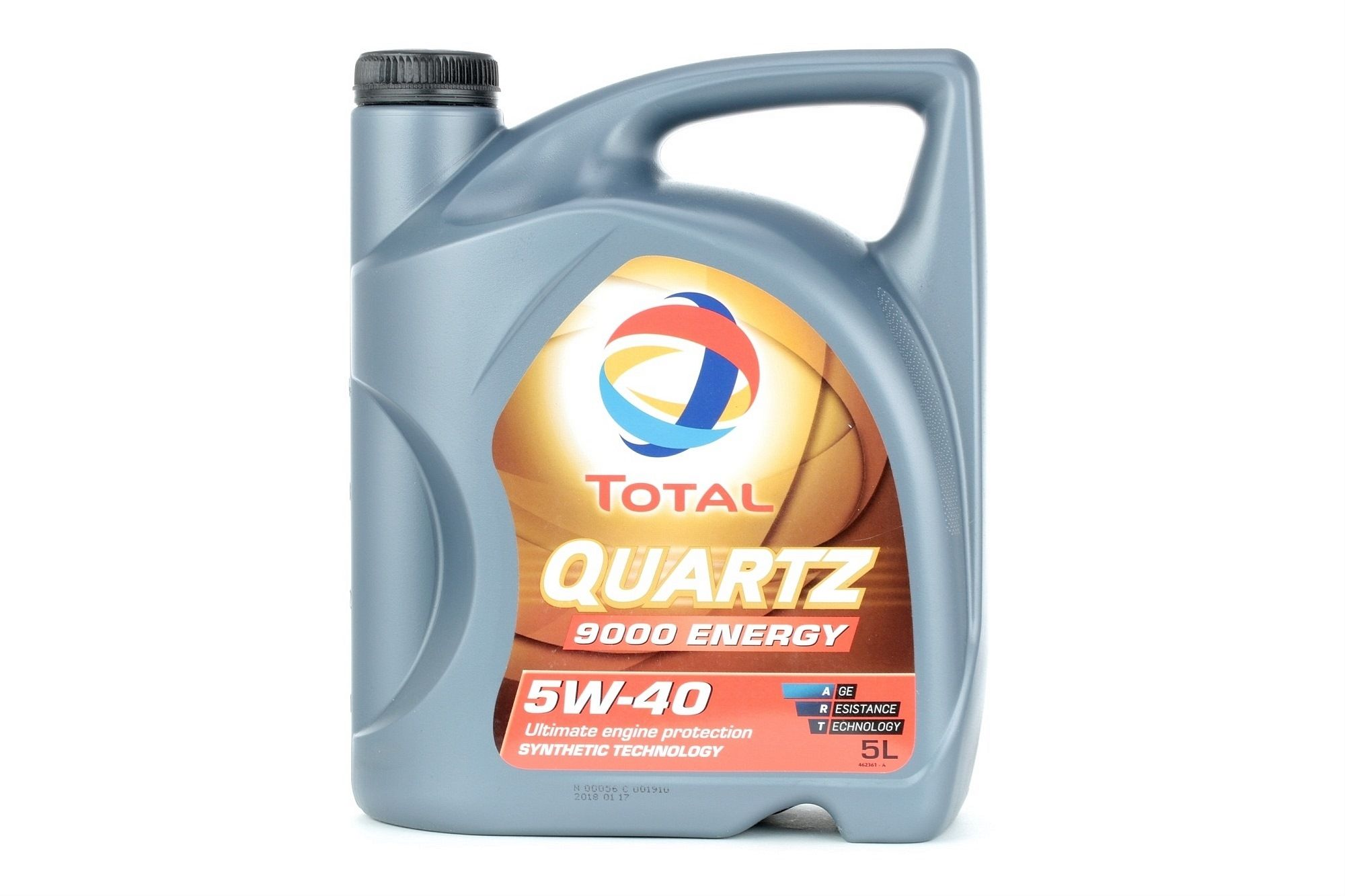 Olio motore TOTAL 2198206 valutazione