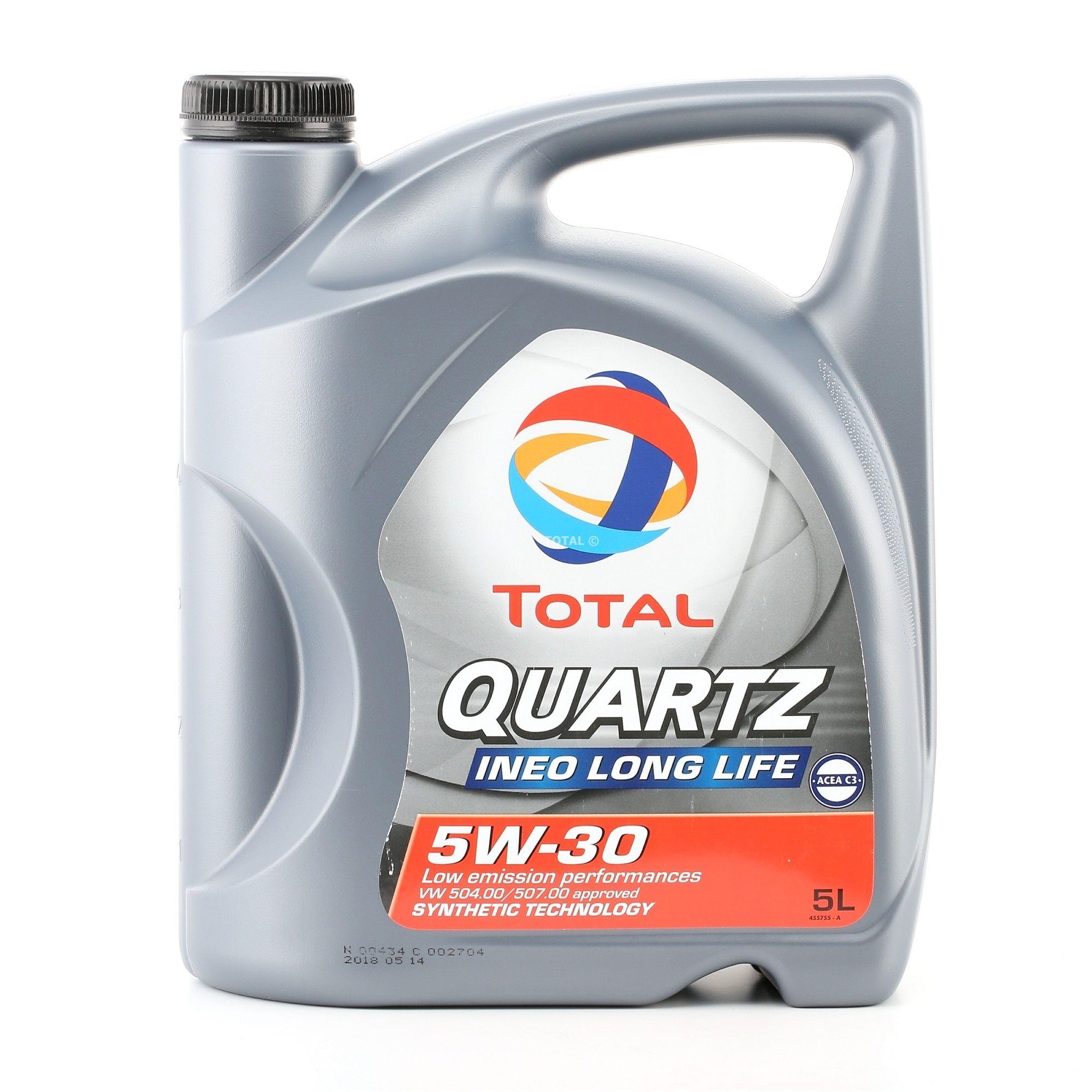 Olio motore TOTAL 2204218 valutazione
