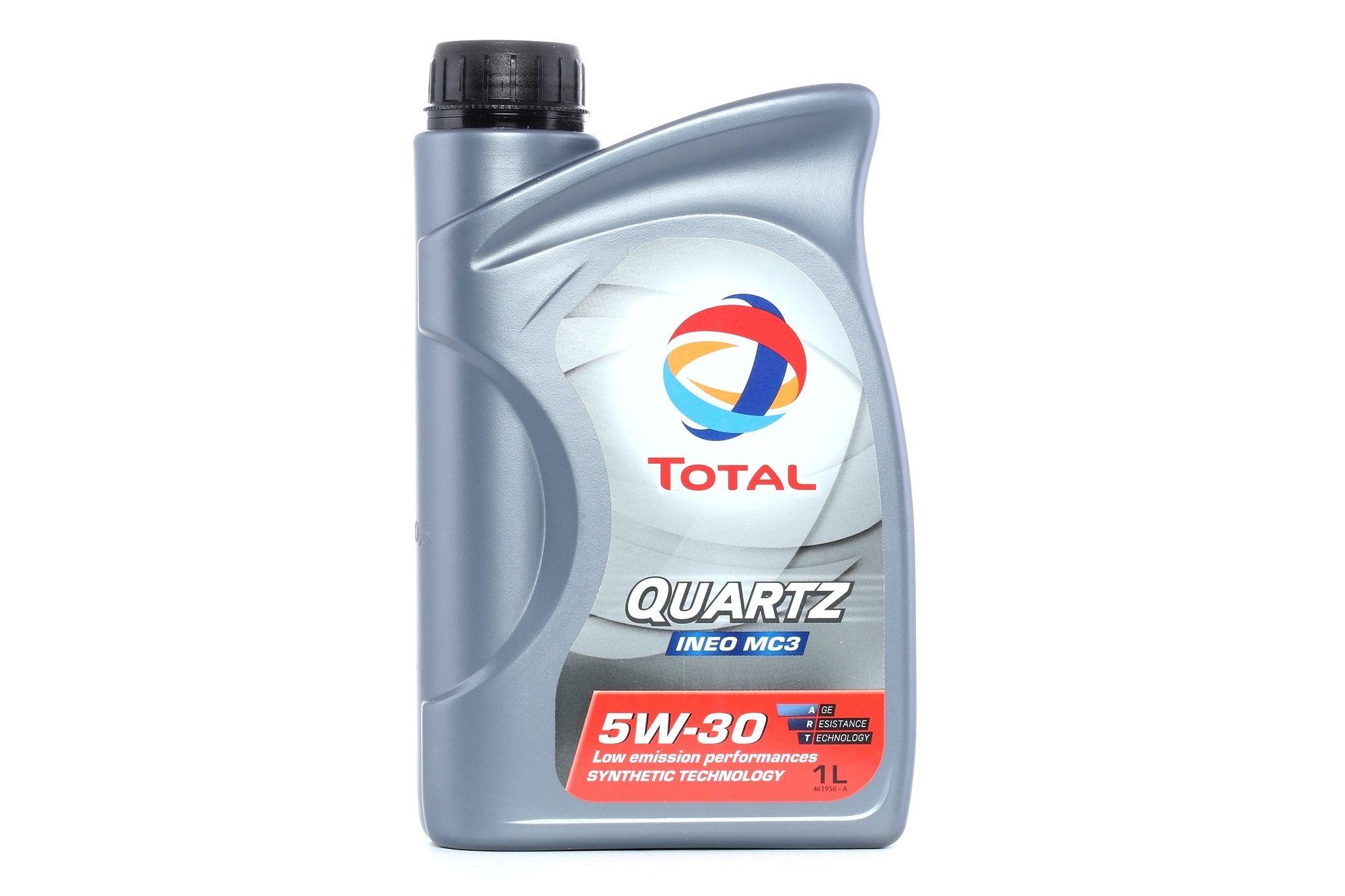 Motorový olej TOTAL 2166254 Hodnocení