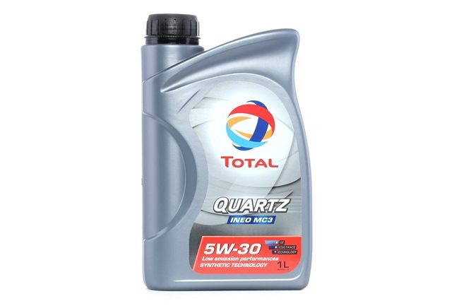 BMW i8 Engine Oil: TOTAL 2166254
