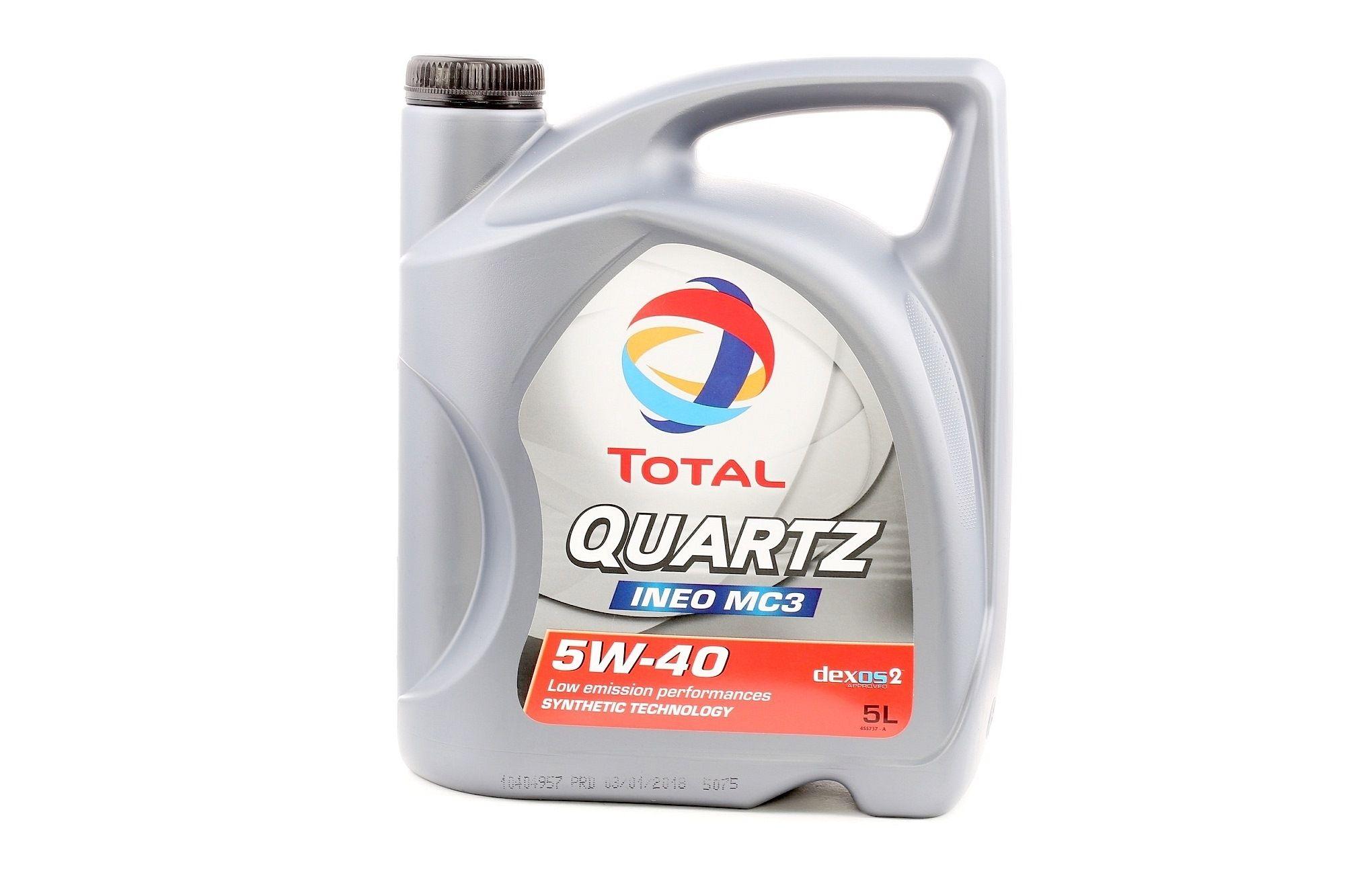 Aceite de motor TOTAL 2174777 evaluación