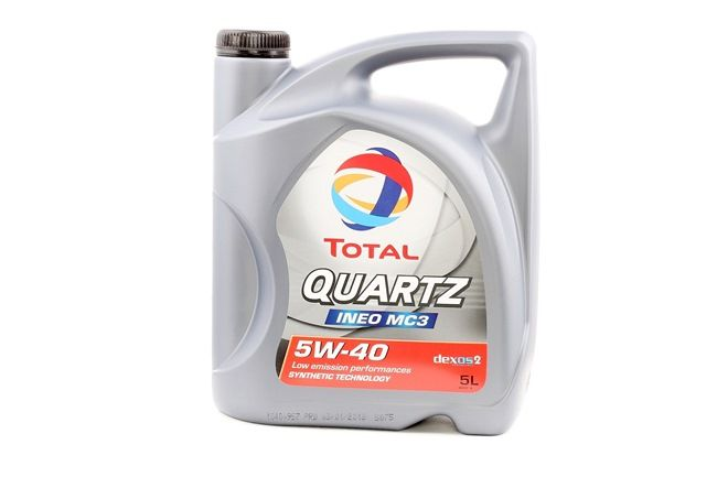 TOTAL Quartz, INEO MC3 2174777 Motoröl