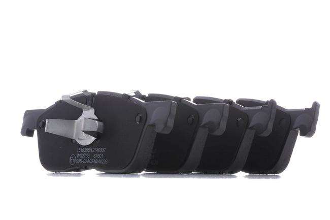 RIDEX Vorderachse, mit Kolbenclip 402B1118
