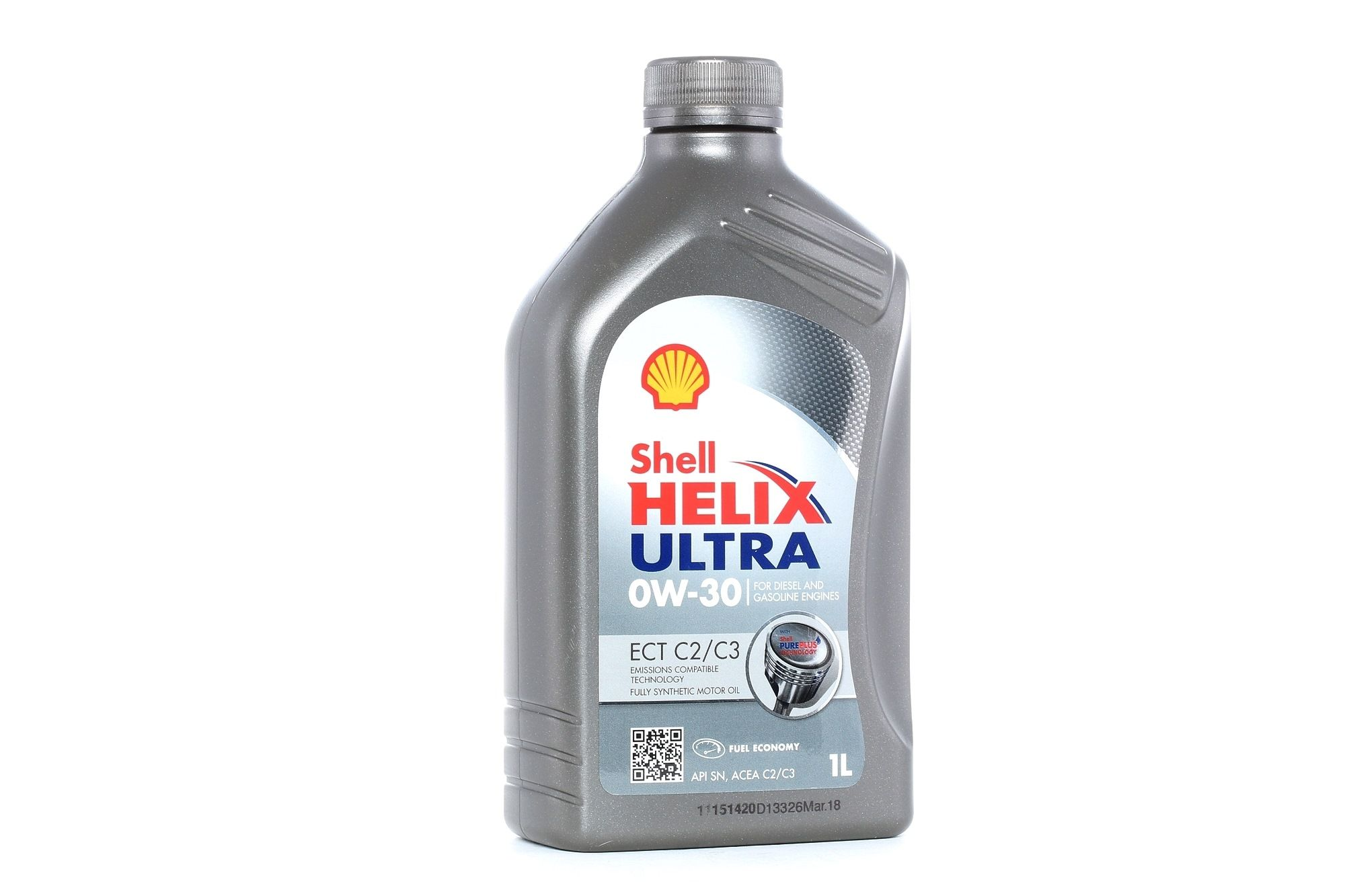 Aceite de motor SHELL 550046305 evaluación