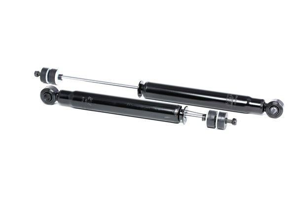 Amortiguador STARK 12755382 Bitubular, Presión de gas, Amortiguador telescópico, Anillo inferior, Espiga arriba
