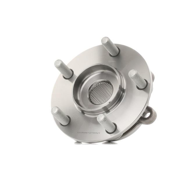 RIDEX 654W0819 Wheel hub assembly