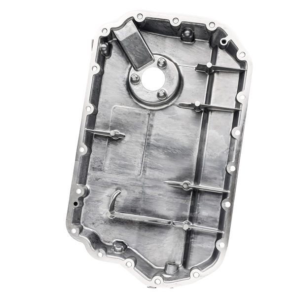 RIDEX mit Ölablassschraube, Aluminium, mit Bohrung für Ölstandsensor, mit Dichtring, ohne Ölwannendichtung 592O0065