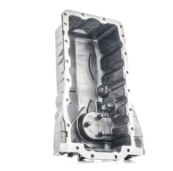 RIDEX mit Ölablassschraube, Aluminium, mit Dichtring, ohne Bohrung für Ölstandsensor, ohne Ölwannendichtung 592O0057