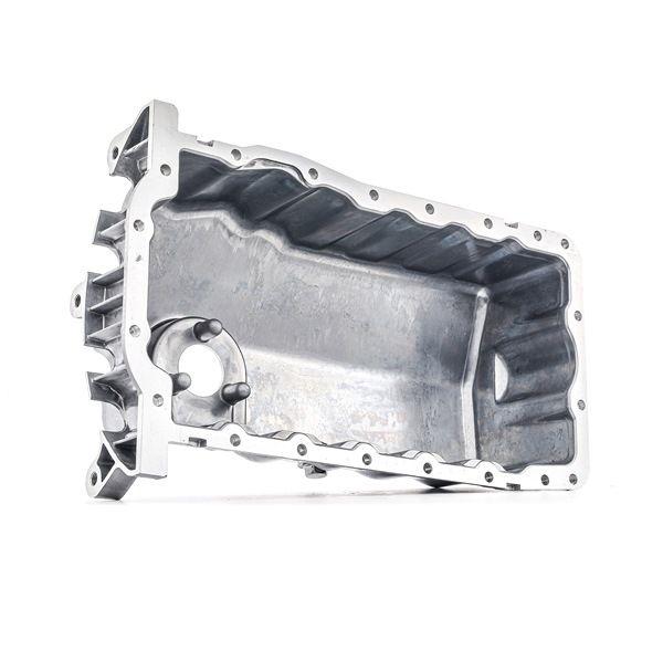 RIDEX mit Ölablassschraube, Aluminium, mit Bohrung für Ölstandsensor, mit Dichtring, ohne Ölwannendichtung, ohne Sensor 592O0004