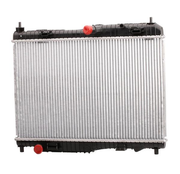 RIDEX Hűtőradiátor FORD Kézi kapcsolású váltó
