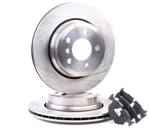 RIDEX Bremsscheiben und Klötze 3405B0290
