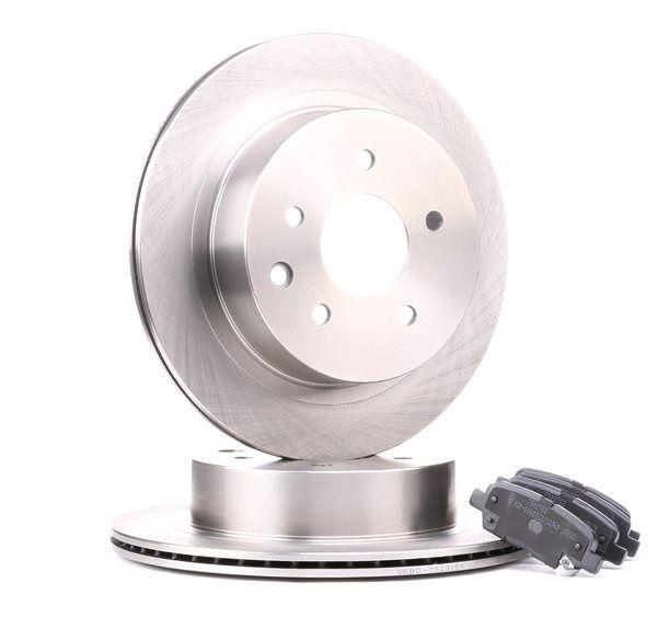 STARK Hinterachse, belüftet, mit akustischer Verschleißwarnung SKBK1090356