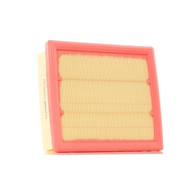 RIDEX Air filter JEEP Recirculation Air Filter, with pre-filter