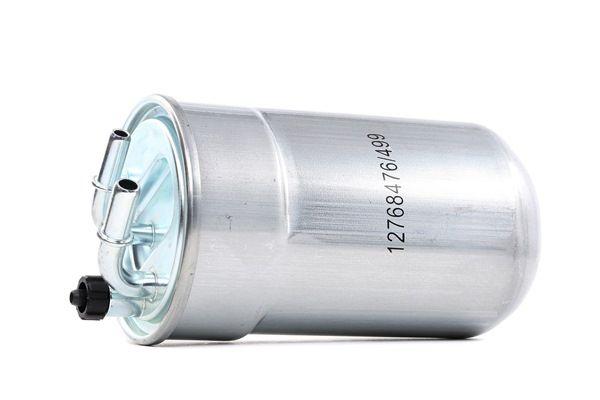 Fuel filter RIDEX 12768476 In-Line Filter