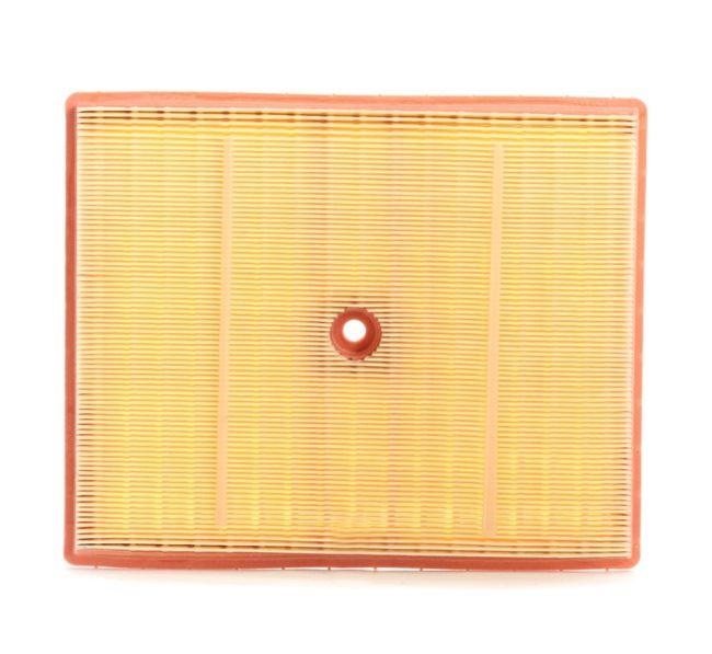 Filtro de aire C22035 MANN-FILTER Cartucho filtrante Long.: 270mm, Ancho: 220mm, Altura: 28mm, Long.: 270mm