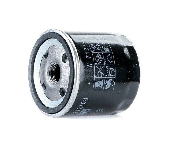 Ölfilter Ø: 76mm, Außendurchmesser 2: 72mm, Innendurchmesser 2: 63mm, Innendurchmesser 2: 63mm, Höhe: 80mm mit OEM-Nummer 140517050