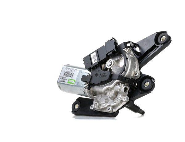 Windshield wiper motor VALEO 12780804 Rear, for left-hand/right-hand drive vehicles