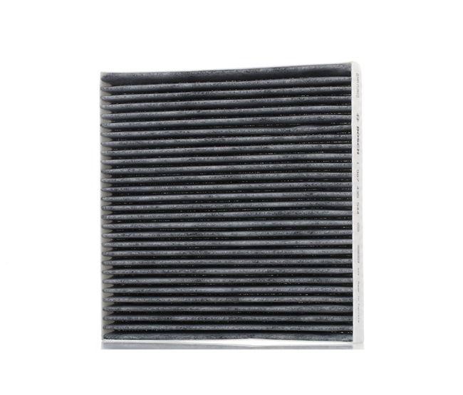 BOSCH Kabinový filtr SMART Filtr s aktivním uhlím