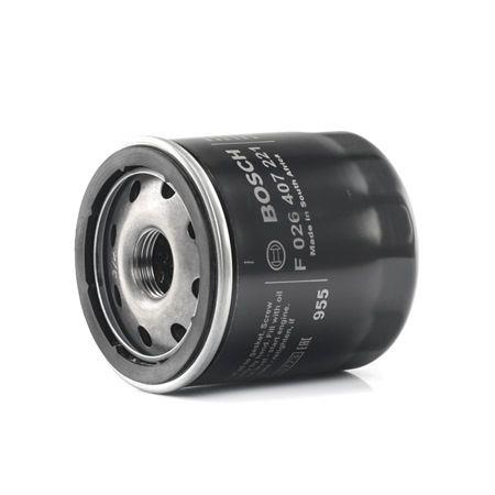 BOSCH F026407221 Oil filter