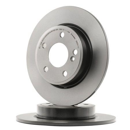 BREMBO 08B34741 Disc brake set