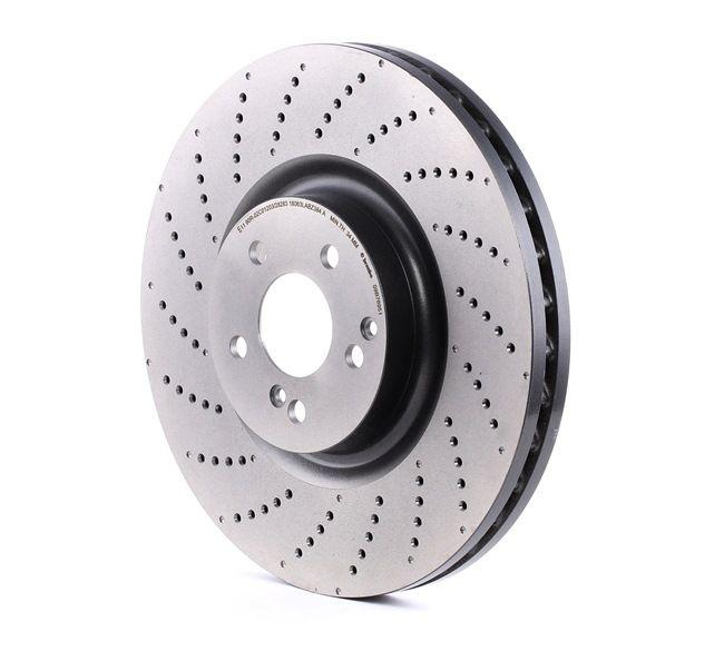 BREMBO 09B76951 Disc brake set
