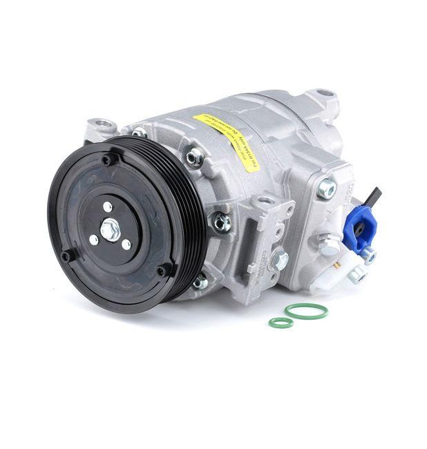 Klimakompressor Riemenscheiben-Ø: 110mm, Anzahl der Rillen: 6 mit OEM-Nummer 1K0 820 808 DX