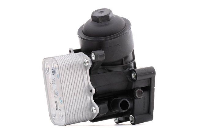 NISSENS Engine oil cooler VW Core Dimensions: 110 x 70 x 51 mm