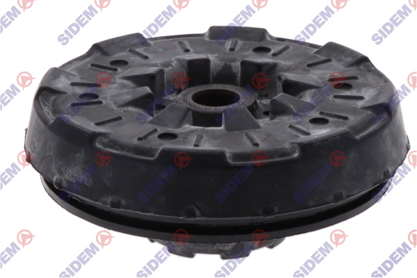 Strut mount SIDEM 12840452 Front axle both sides, with suspension strut support bearing