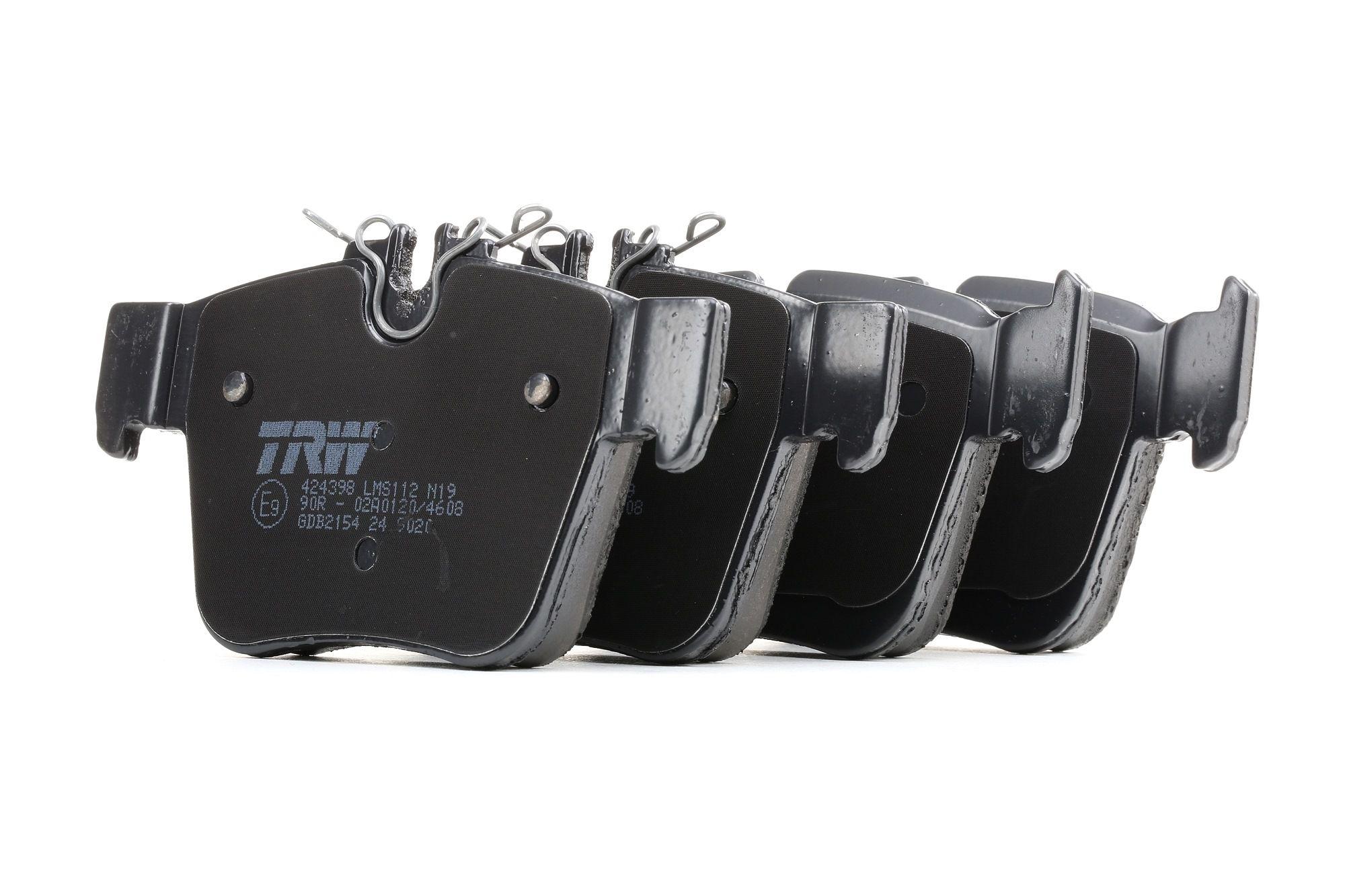 Bremsbelagsatz TRW 25821 Bewertung
