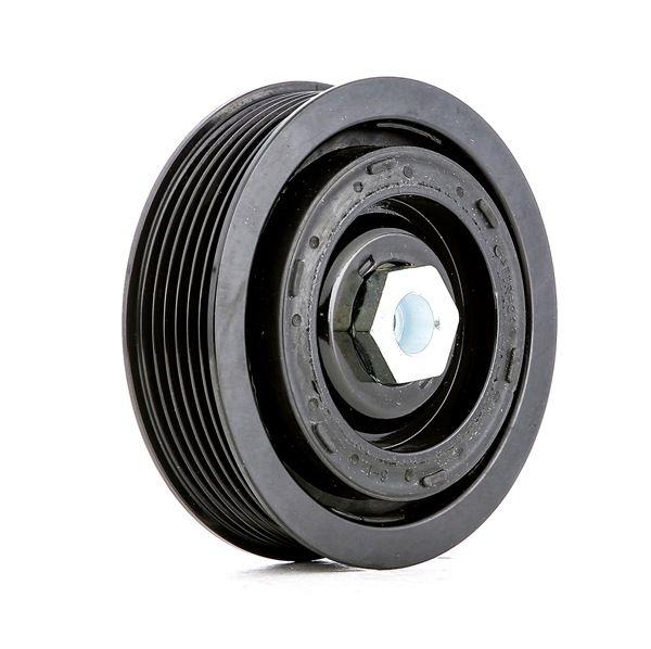 Zahnriemenscheiben: NRF 380044 Magnetkupplung, Klimakompressor