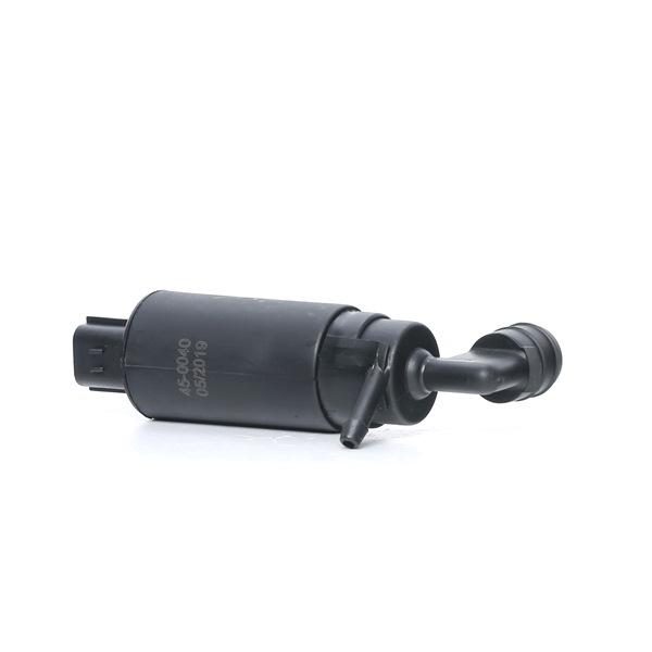 Bomba de agua de lavado, lavado de parabrisas 45-0040 CIVIC 7 Hatchback (EU, EP, EV) 1.7 CTDi ac 2003