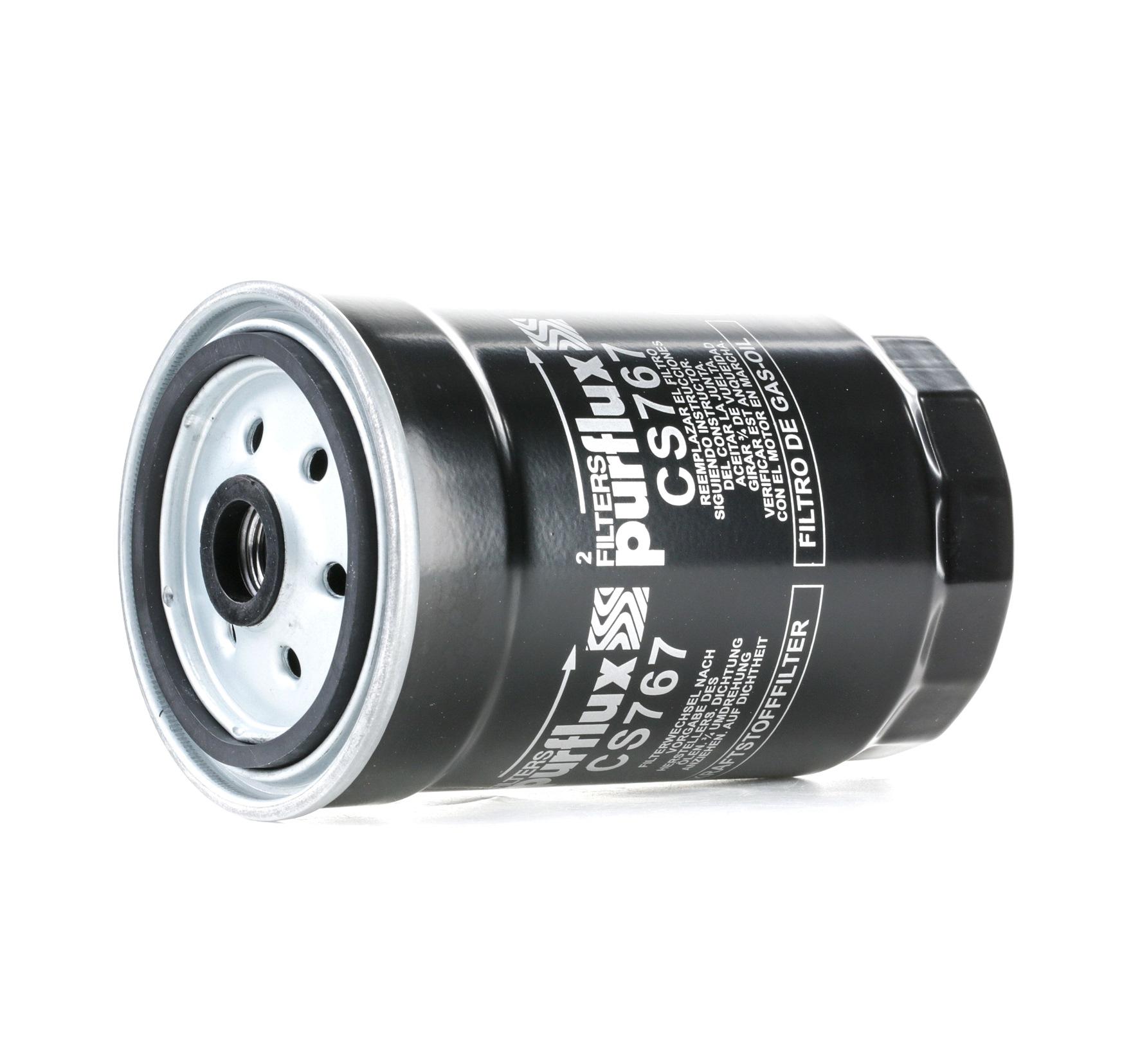 Fuel filter PURFLUX CS767 rating