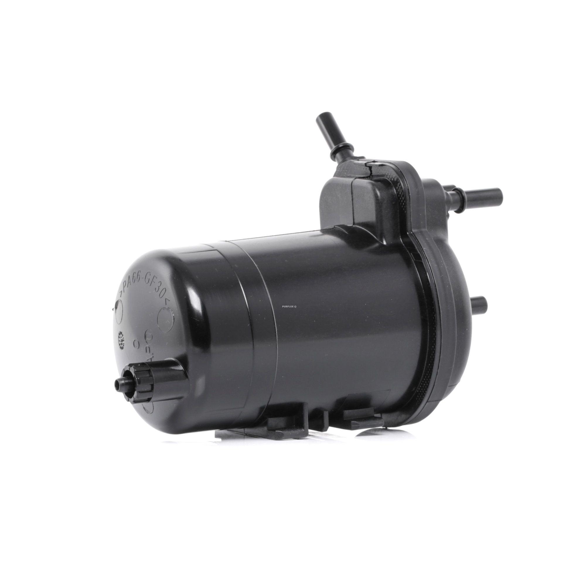 Fuel filter PURFLUX FCS748 rating
