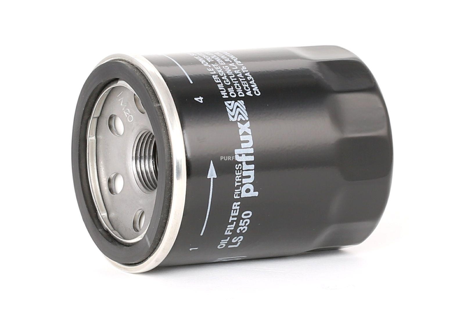 Wechselfilter PURFLUX LS350 Bewertung