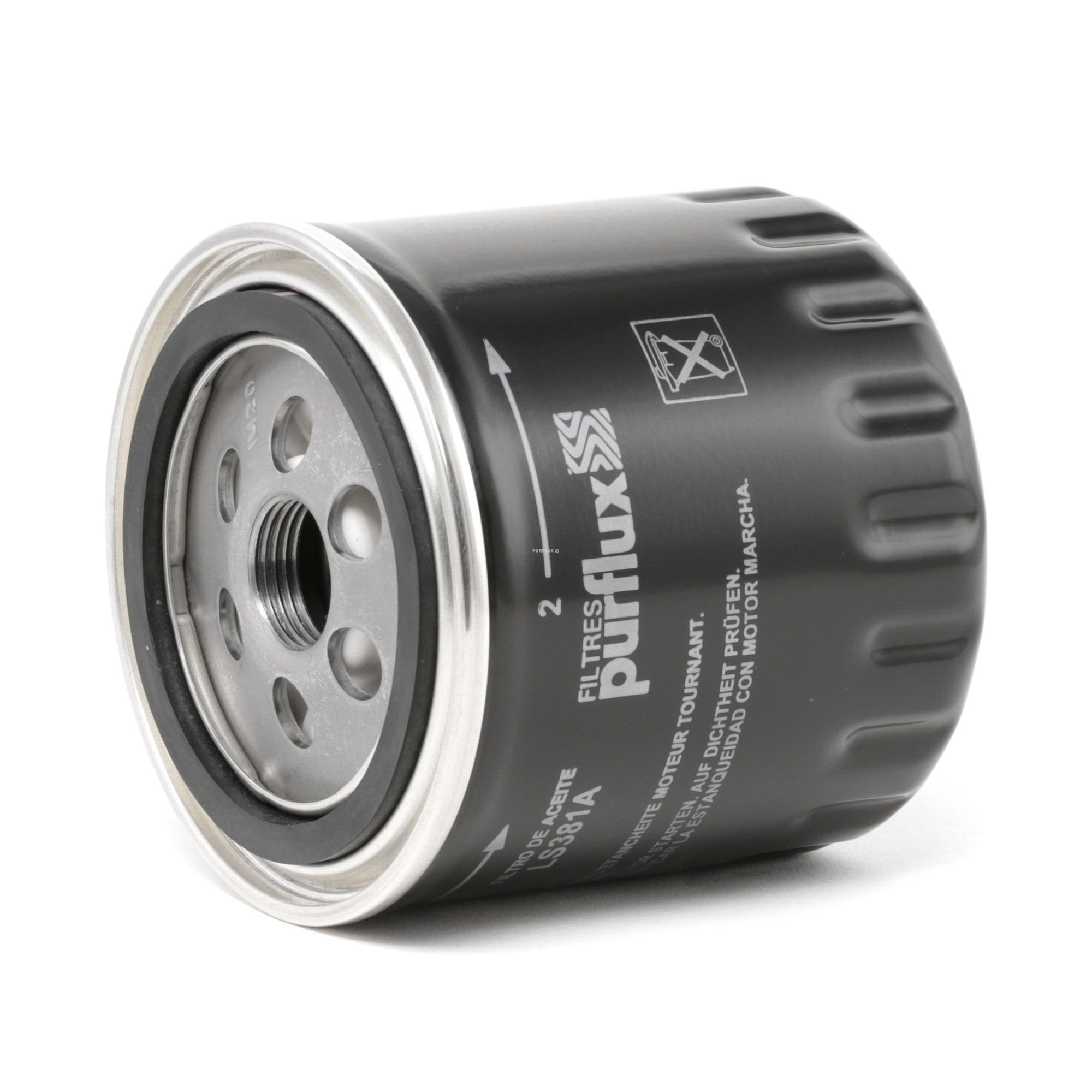 Filtro olio PURFLUX LS381A valutazione