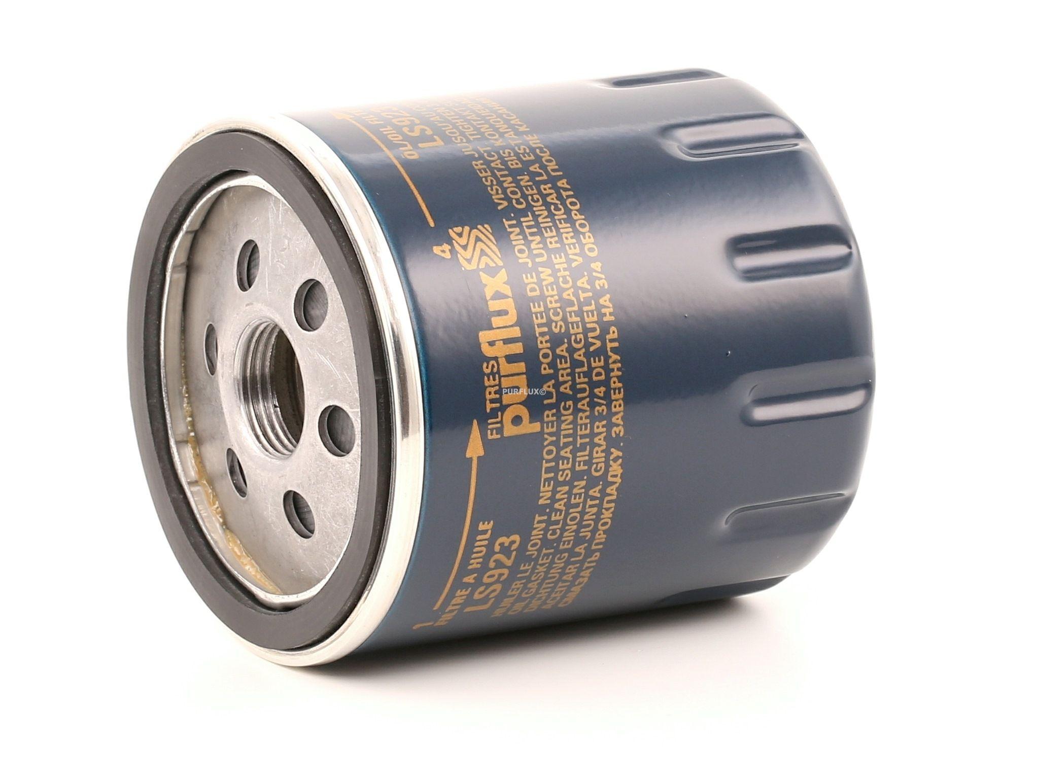 Filtre à huile PURFLUX LS923 évaluation