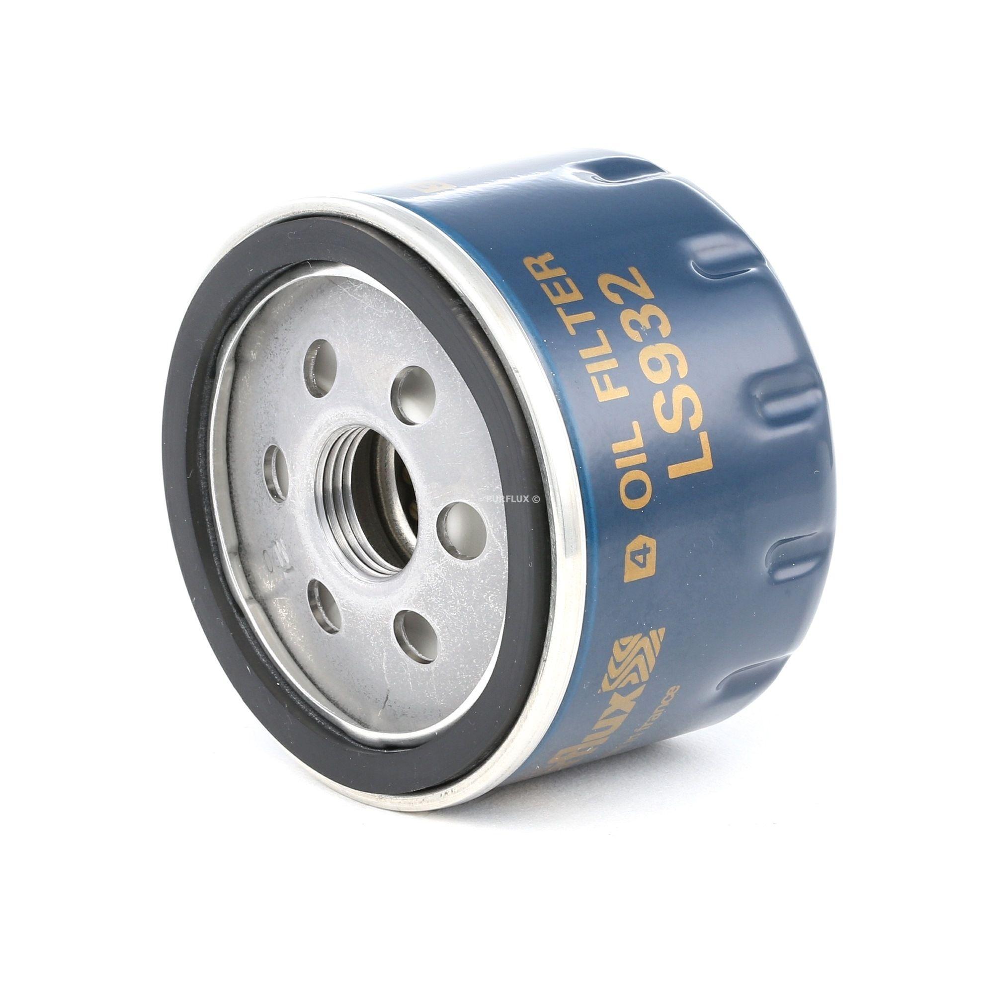Filtre à huile PURFLUX LS932 évaluation