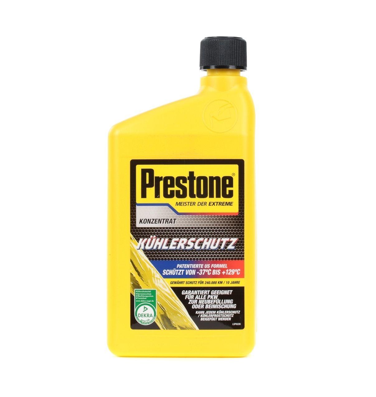 Anti-vries / koelvloeistof Prestone AF2100LD waardering