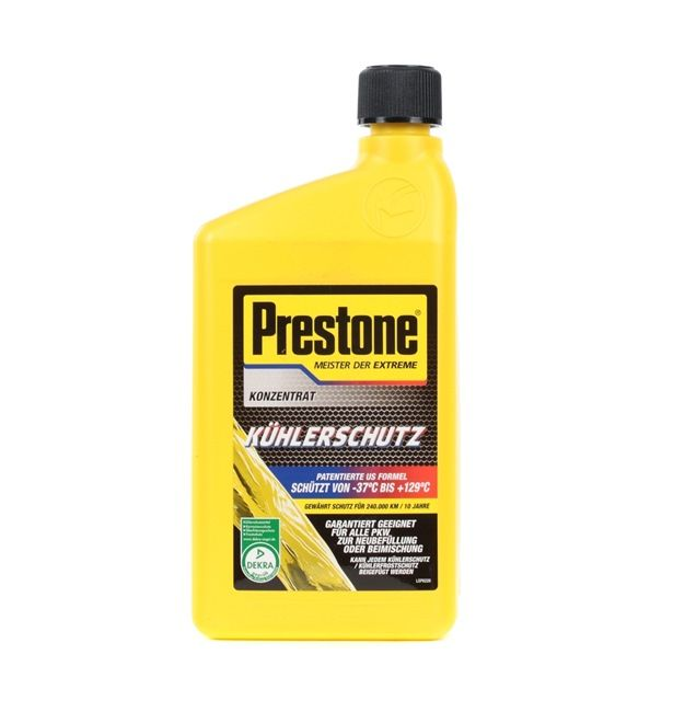 VW FRIDOLIN Antifreeze: Prestone 13109315