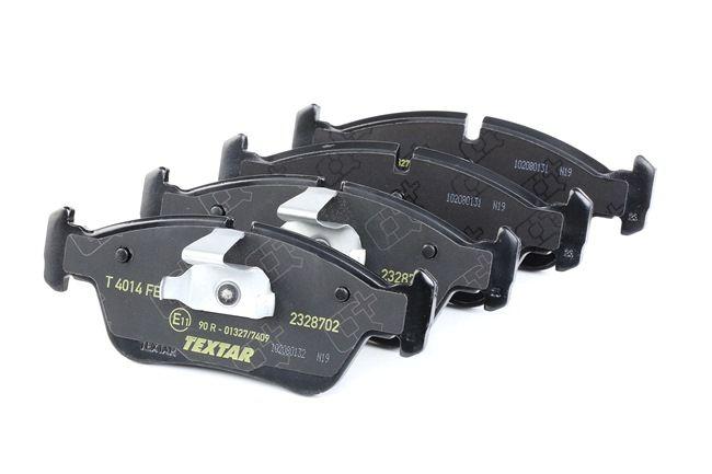 OEM Brake Pad Set, disc brake TEXTAR 2328702