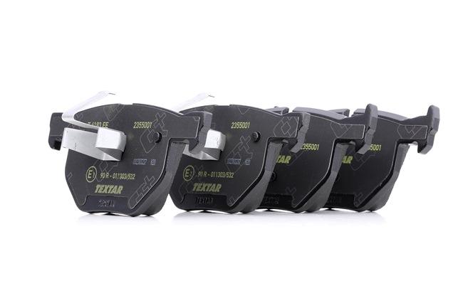 Brake Pad Set, disc brake 2355001 3 Saloon (E90) 335d 3.0 MY 2009