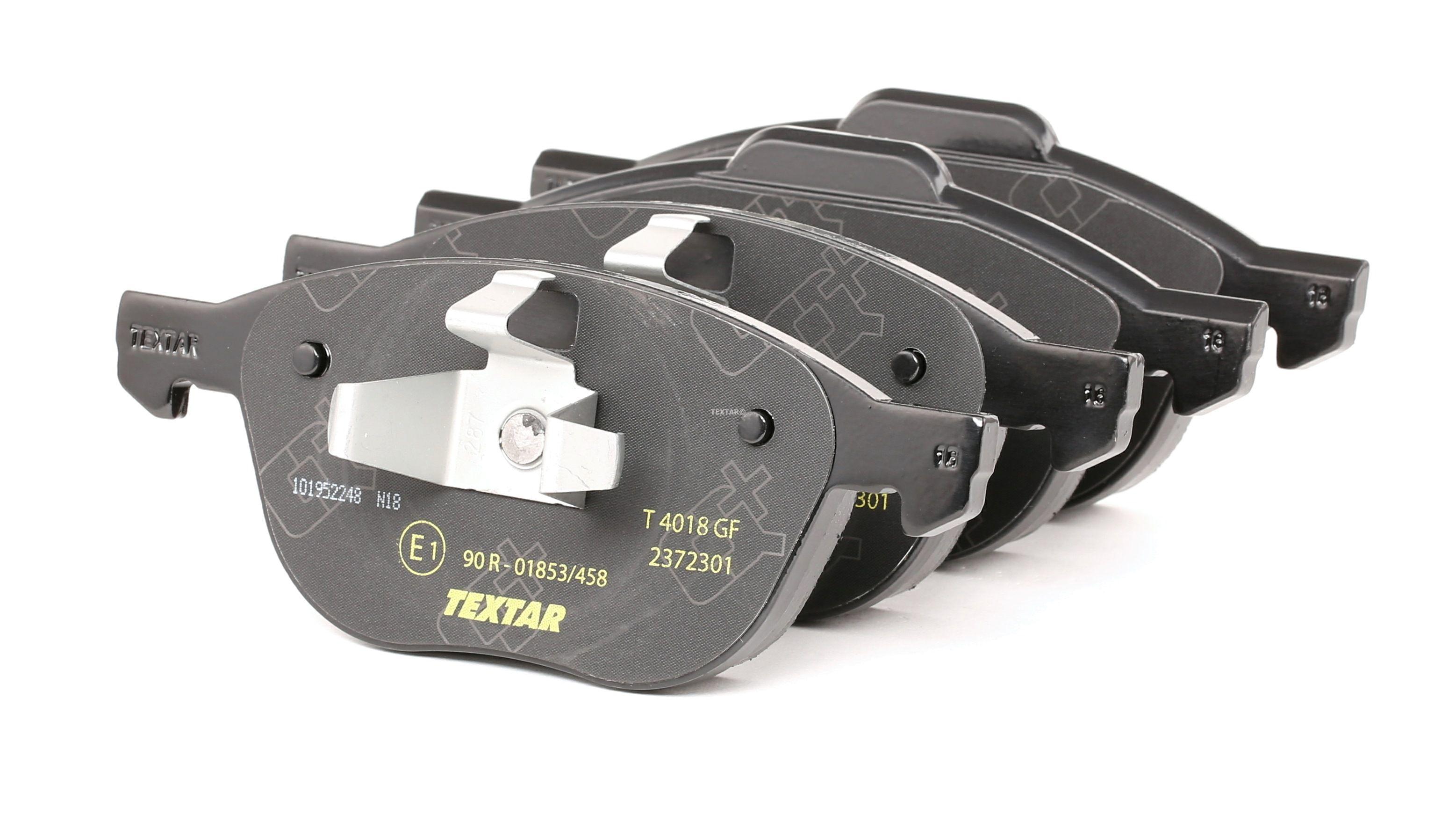 Bremsbelagsatz TEXTAR 23724 Bewertung