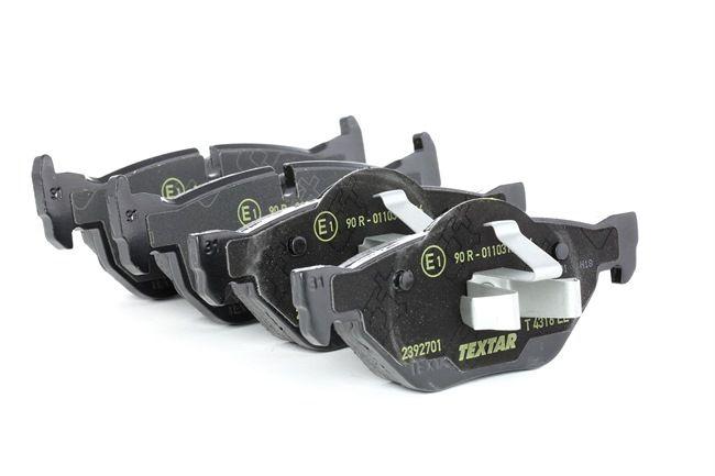 OEM Brake Pad Set, disc brake TEXTAR 2392701